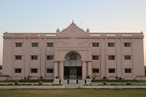 Shree Swaminarayan Gurukul International School, Vidyanagar