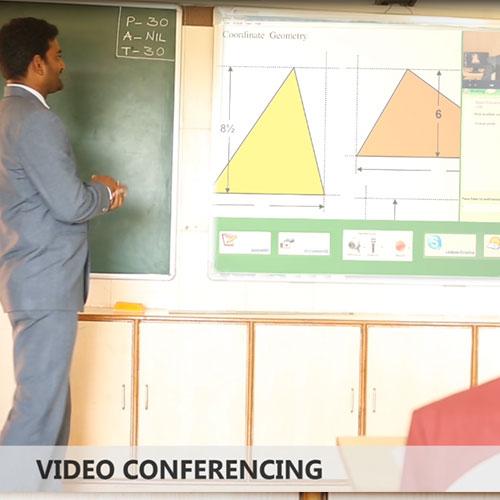 best schools International in vijayawada | International Class rooms for students