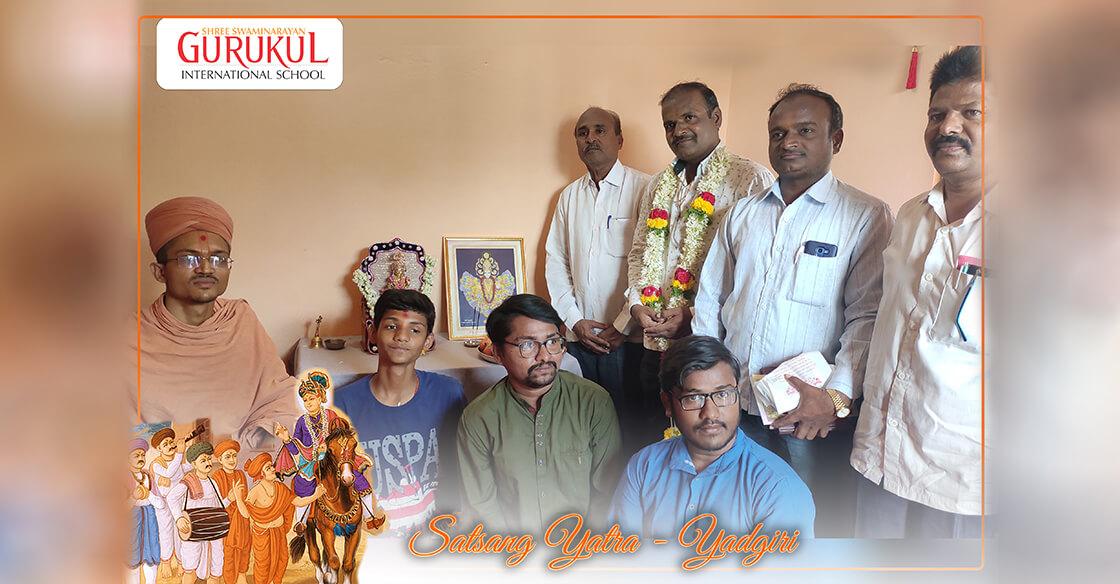 Satsang yatra to Yadgiri 2019