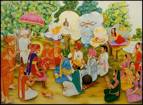 Panch Vartaman – Ideal pathway to enhance spiritual elegance towards God