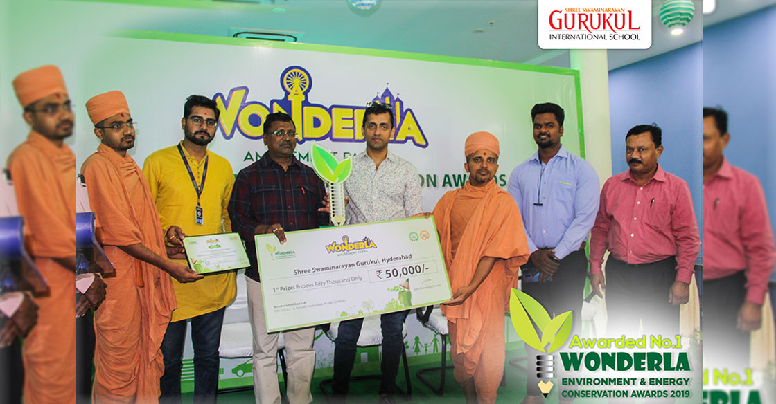1st Rank in Environment & Energy Conservation Awards 2019 – 20
