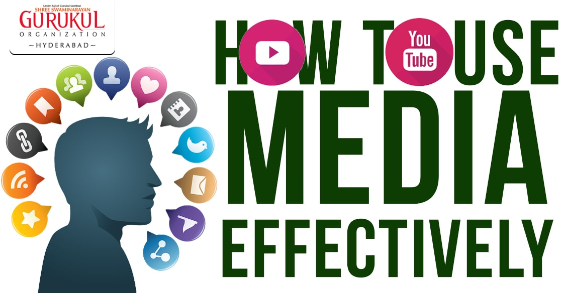 Life Changing Habits : Right Use of Media