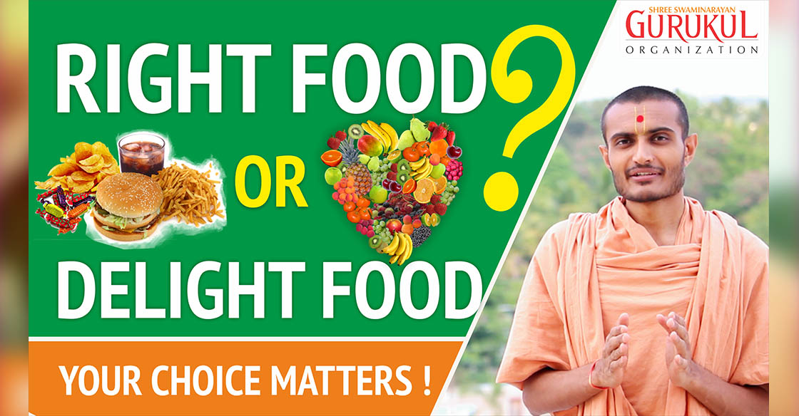 Life Changing Habits :  Eat Right Food