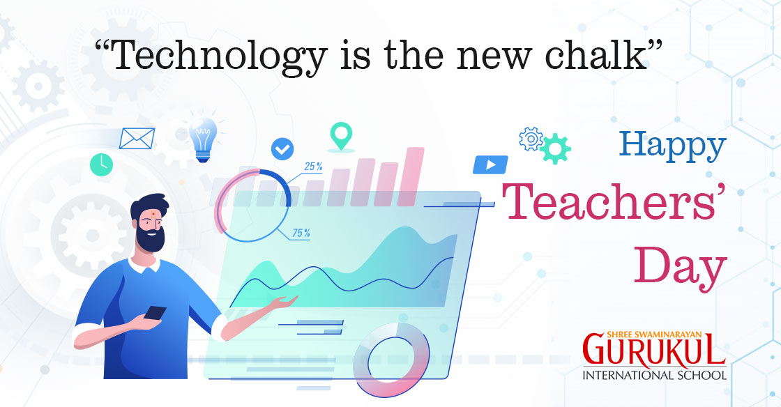 Technology is the new chalk