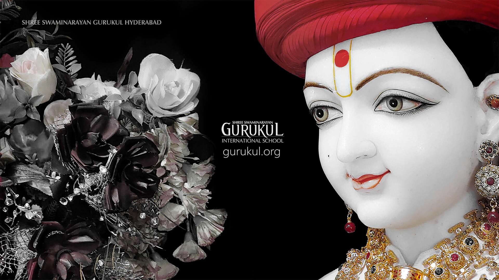 Ghanshyam Maharaj Wallpaper