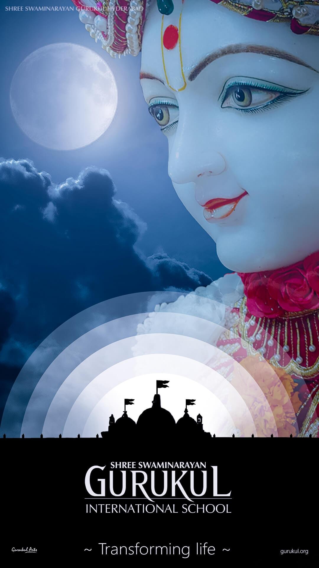 Swaminarayan Mobile Wallpaper hd
