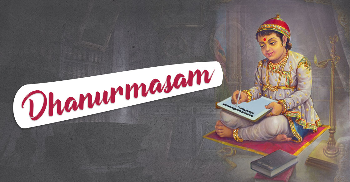 Significance of Dhanurmas